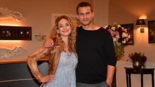 Lea Wegmahnn und Florian Frowein