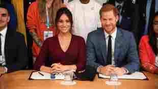 Herzogin Meghan und Prinz Harry geburtstag