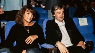 Sophie Marceau und Andrzej Zulawski