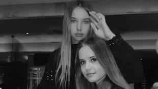 Shania Geiss und Davina Geiss