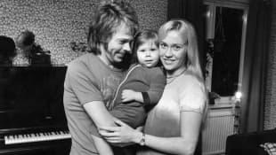Agnetha Fältskog und Björn Ulvaeus