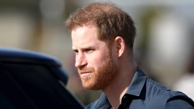 Prinz Harry sagt die Invictus Games 2020 ab