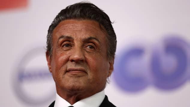 Sylvester Stallone 2019