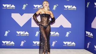 Miley Cyrus VMAs 2020