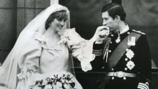 Lady Diana, Prinz Charles