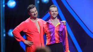 """""""Let's Dance"""": Nicolas Puschmann und Vadim Garbuzov"""