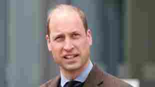 Prinz William bei der Eröffnung des Balfour Hospital in Kirkwall am 25. Mai 2021