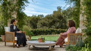 Herzogin Meghan und Oprah Winfrey