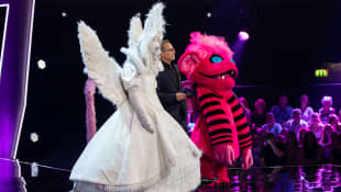"""The Masked Singer"": Engel und Monster"