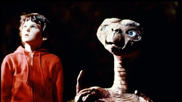 """""""E.T."""" und """"Elliott"""""""