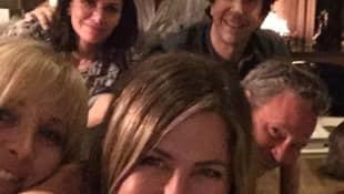 "Jennifer Aniston ""Friends""-Reunion"