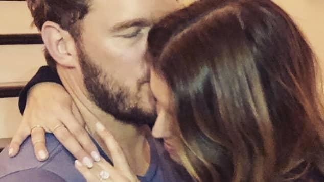 Chris Pratt und Katherine Schwarzenegger haben sich verlobt