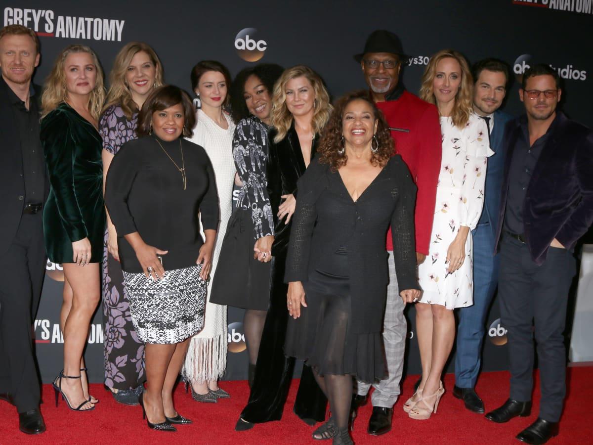 Grey S Anatomy Dreh Gestartet Die Ersten Bilder Vom Set