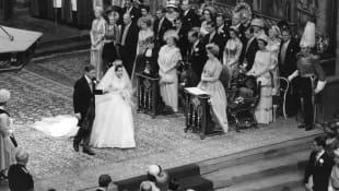 Prinzessin Margaret und Antony Armstrong-Jones
