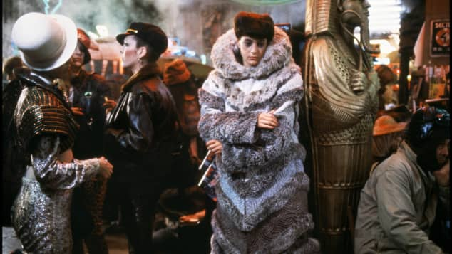 "Sean Young in ""Blade Runner"""