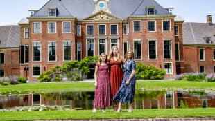 Prinzessin Amalia, Alexia und Ariane