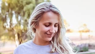 Anna Heiser ungeschminkt ohne Make-up