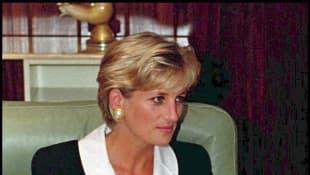 Lady Dianas Rachekleid wurde weltberühmt