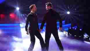 """Nicolas Puschmann und Vadim Garbuzov in Show sechs von """"Let's Dance"""" am 16. April 2021"""