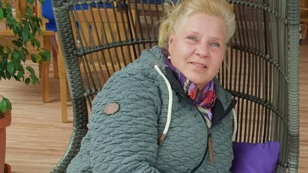 Silvia Wollyn Großmutter die Wollnys