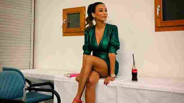 Verona Pooth Outfit