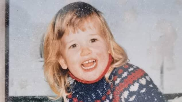 Thore Lüthje Kinderfoto