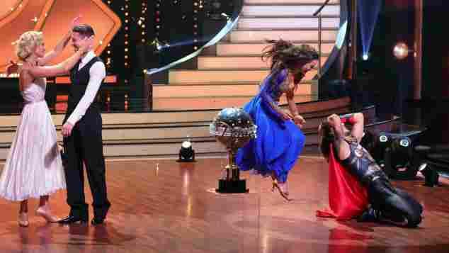 """""""Let's Dance"""" 2021 finale"""