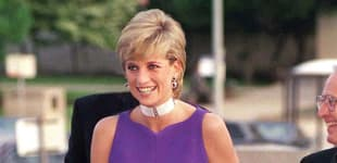 Lady Diana in Chicago, USA