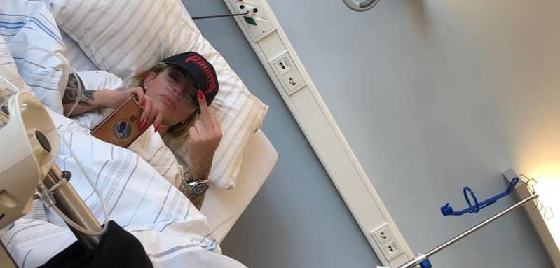 cora schumacher krankenhaus bild
