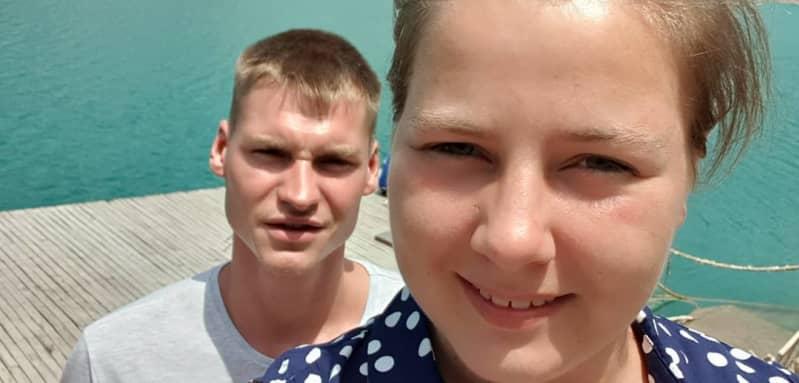 Sarafina Wollny Peter Wollny