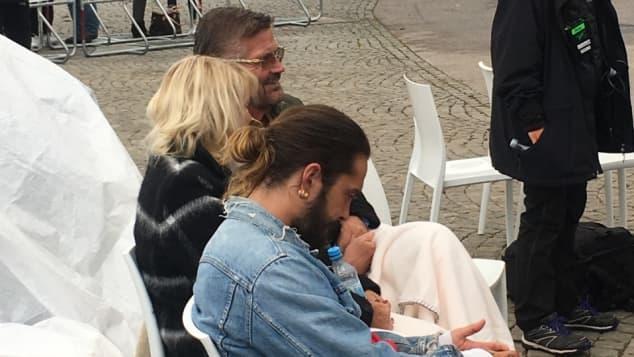 Heidi Klum Eltern Günther Klum Erna Klum Tom Kautlitz