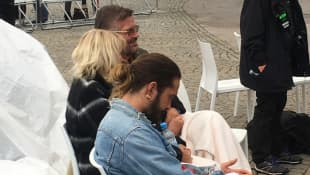 Günther Klum, Erna Klum und Tom Kaulitz