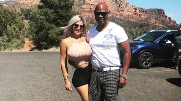 Sophia Vegas und Daniel Charlier