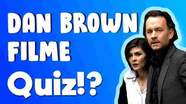 dan brown filme quiz