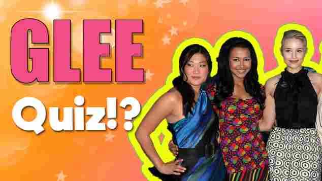glee quiz