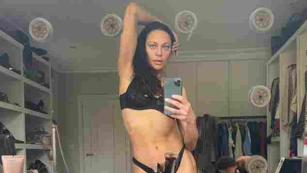 Model Lilly Becker zeigt ihren durchtrainierten Körper auf Instagram
