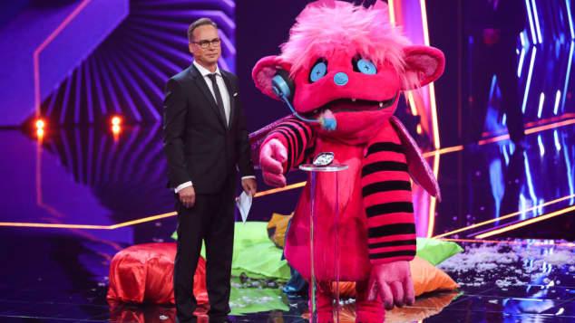 The Masked Singer Matthias Opdenhövel Monster