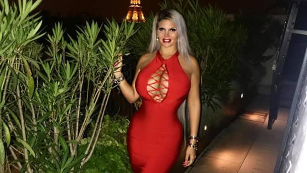 Bei diesem Bild von Sophia Vegas fragen sich viele Fans: Wo ist der Babybauch hin?