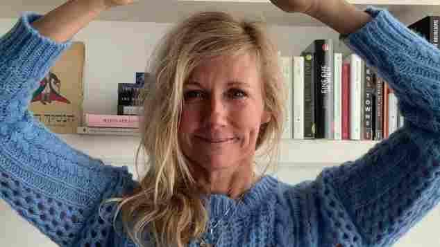 Andrea Kiewel ungeschminkt ohne make up