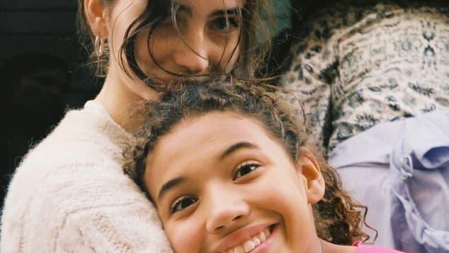 Meadow Walker mit Vin Diesels Tochter Hania