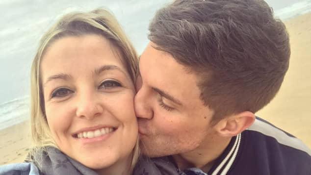 Jeoy Heindle ist frisch verliebt in Eiskunstläuferin Ramona Elsener