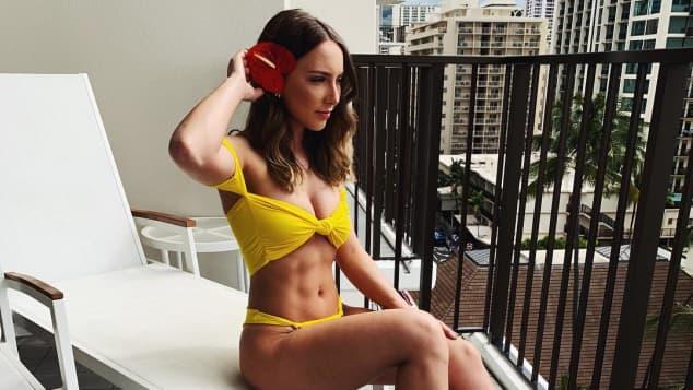 Hailie Jade auf Instagram