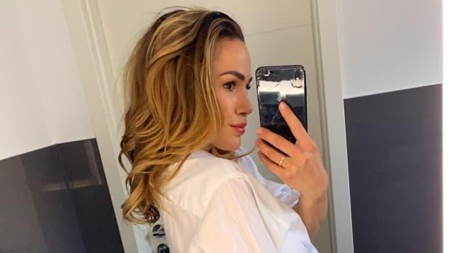 Angelina Pannek auf Instagram