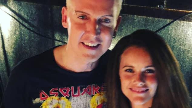 H.P. Baxxter und Prinzessin Sofia von Schweden