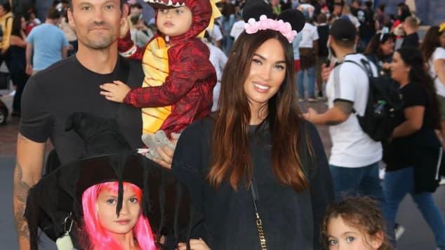 Megan Fox Familie Foto