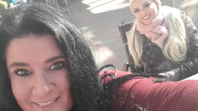 Iris Klein und ihre Tochter Daniela Katzenberger
