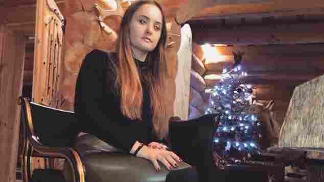 Davina Geiss Weihnachten
