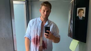Florian Frowein Fans Instagram Blut