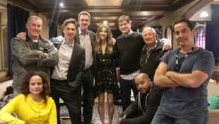 """Die """"Scrubs""""-Stars feiern Reunion"""