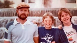 Neil Patrick Harris als Kind